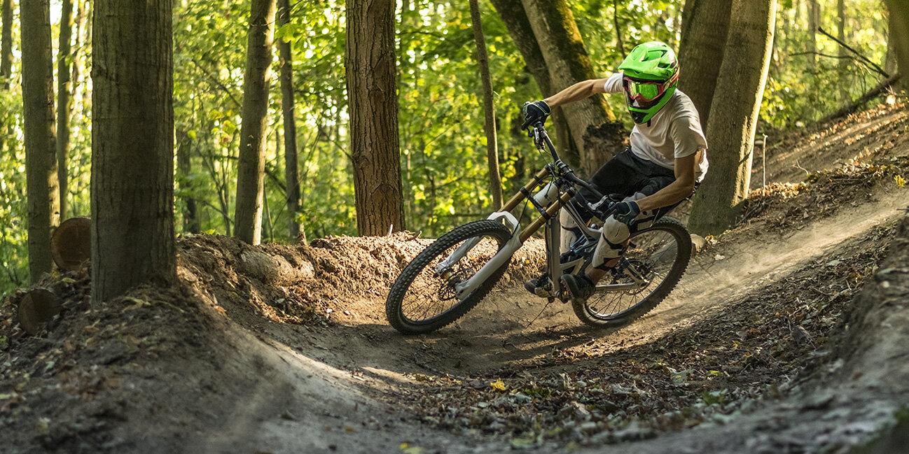 Der Thüringer Wald ist ein Eldorado für alle Downhill-Fahrer