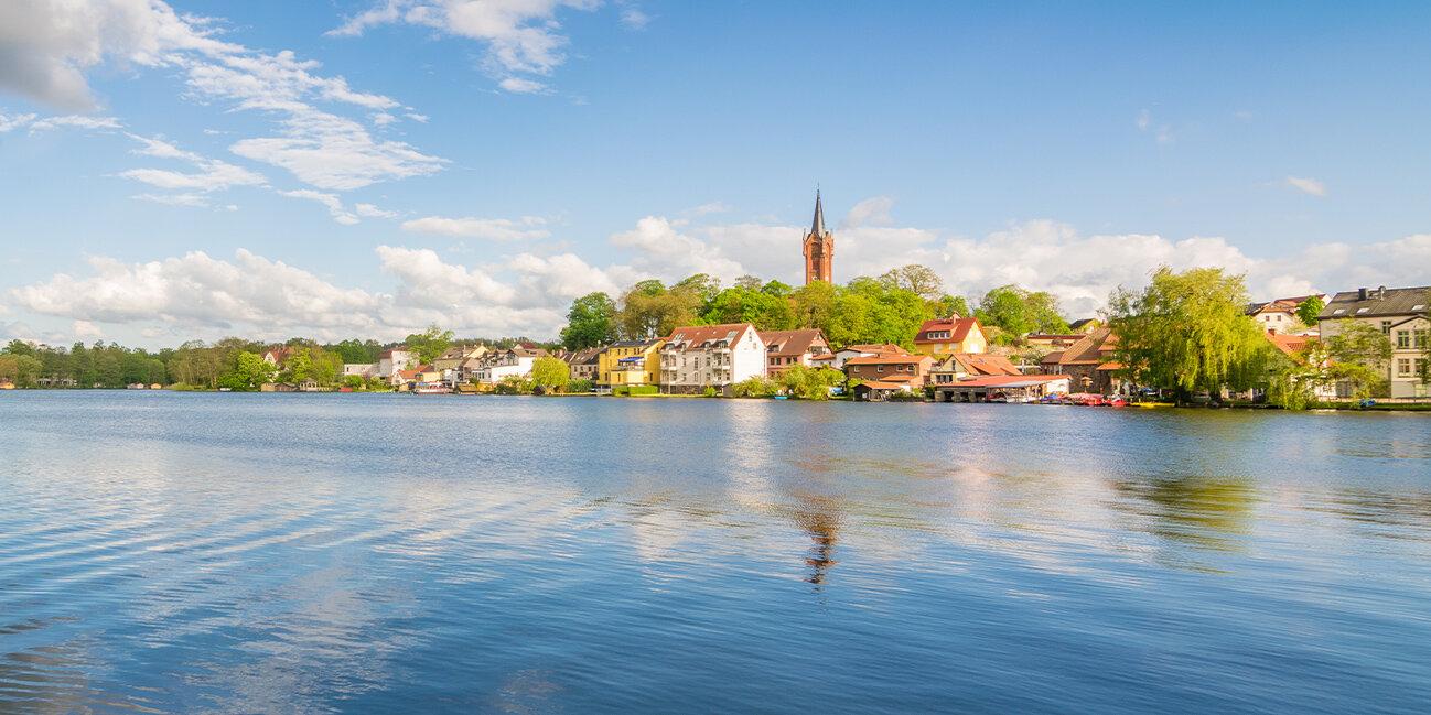 Feldberg auf dem Haussee, Mecklenburgische Seenplatte