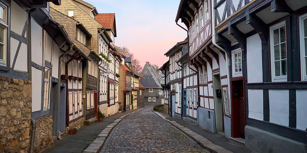 Altstadt von Goslar im Harz