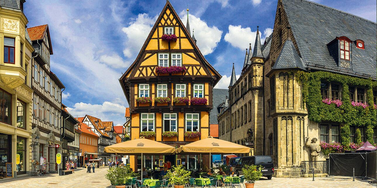 Altstadt von Quedlingburg_Harz