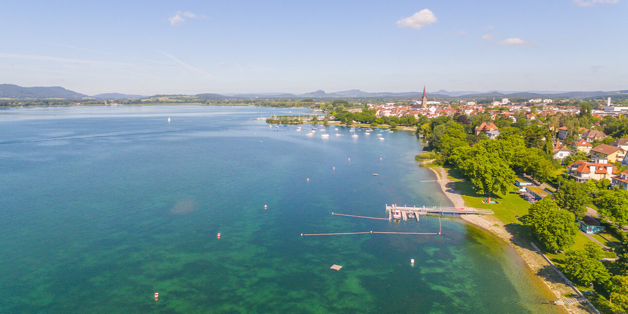 Insel Mettnau am Bodensee