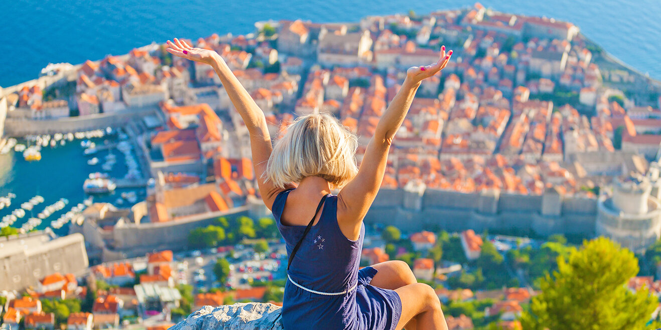 Kroatien Urlaub Dubrovnik
