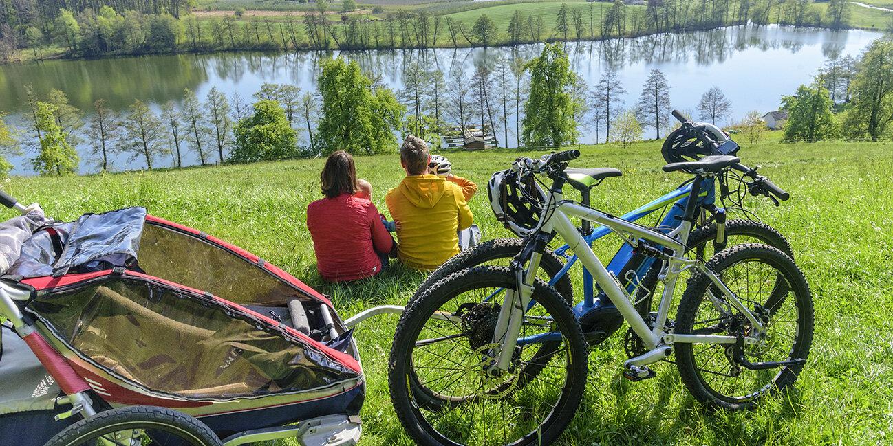Radtouren durch Deutschland