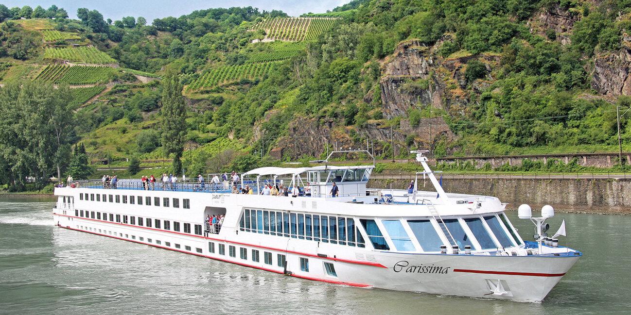 Radreisen mit dem Schiff MS Carissima