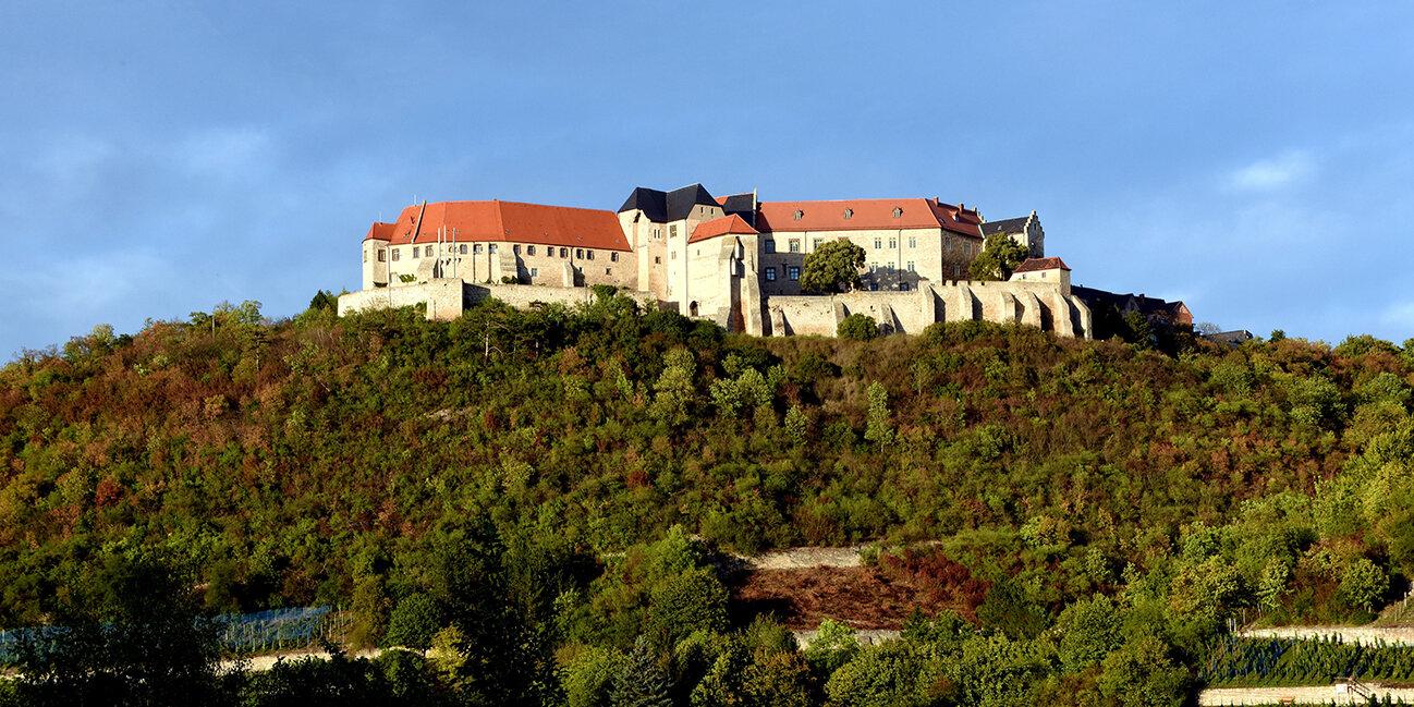 Schloss Neuenburg_Saale-Unstrut