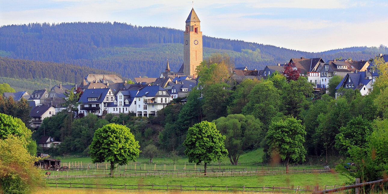 Urlaub in der Stadt Schmallenberg im Hochsauerland