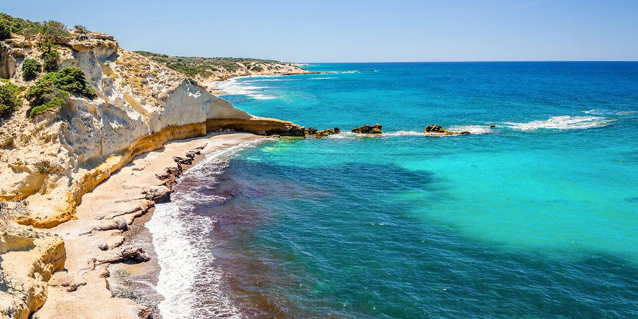 Strand von Kefalos_Insel Kos