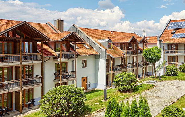 Sporthotel Sonnenhof, Sonnen, Bayerischer Wald, Außenansicht