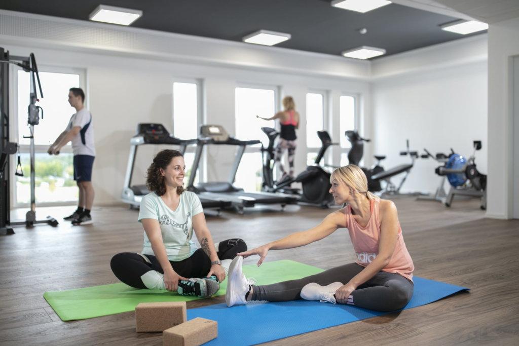 ReisenAKTUELL.com | Firmeneigenes Fitnessstudio