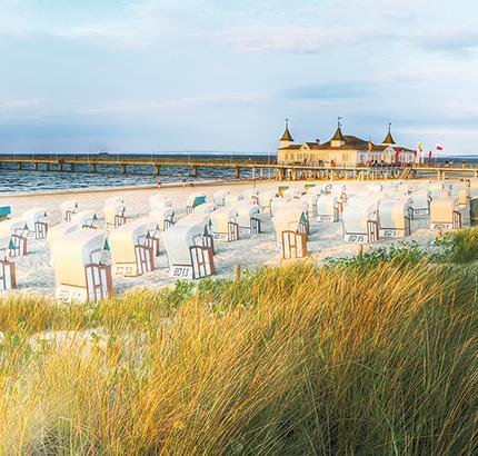 Hotel Pension Zum Himmel in Rubenow an der Ostsee Tauchgondel Zinnowitz