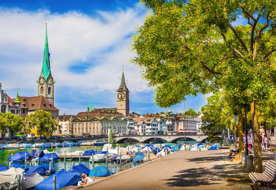 Hotel Wartmann in Winterthur, Schweiz, Zürich
