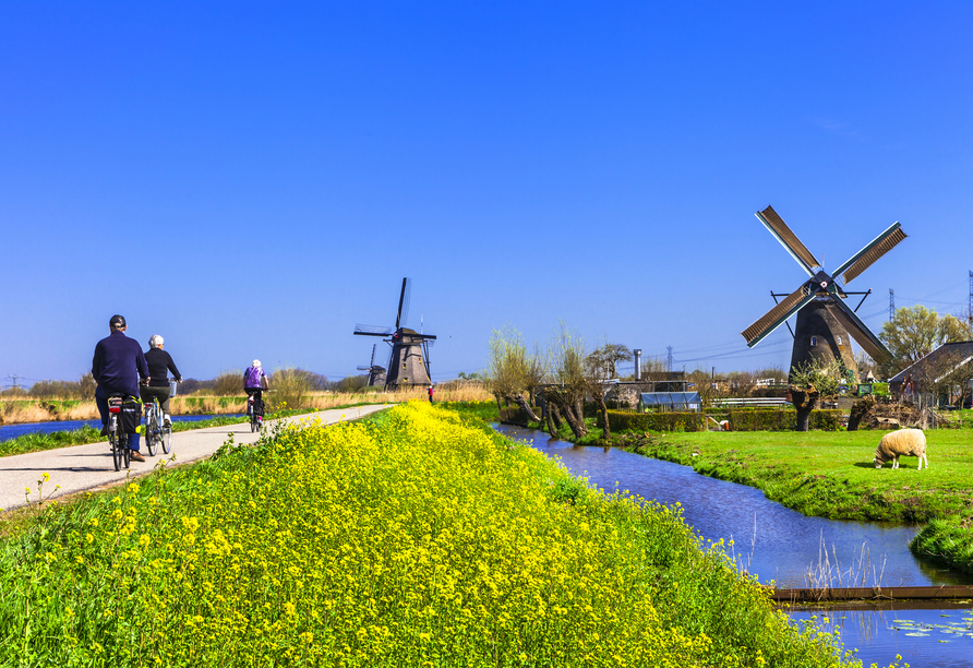 MS Normandie, Windmühle