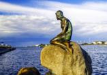 MSC Poesia, Kleine Meerjungfrau