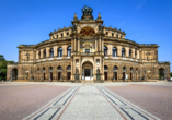 Landhotel Zur Klinke in Bretnig in der Oberlausitz, Semperoper Dresden