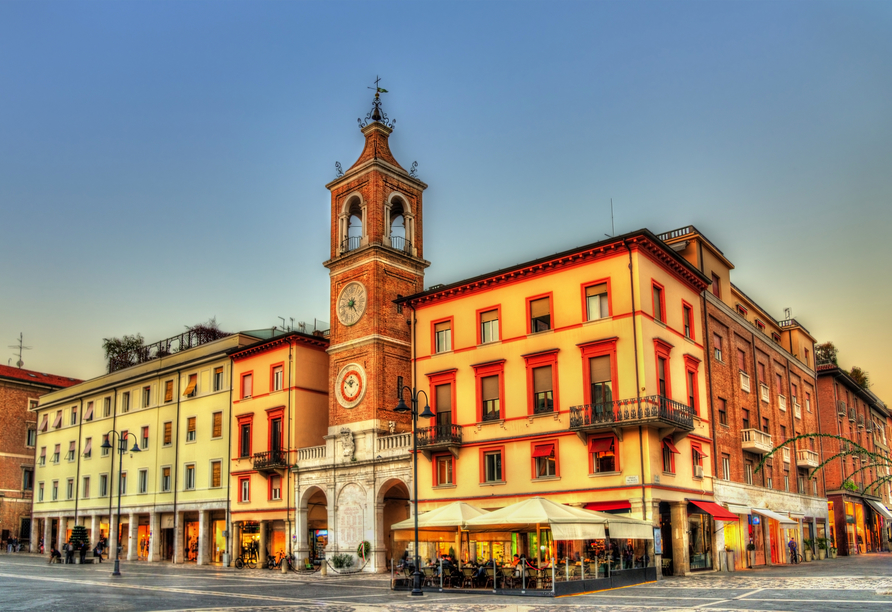 Hotel Naica in Rimini, Rimini Altstadt