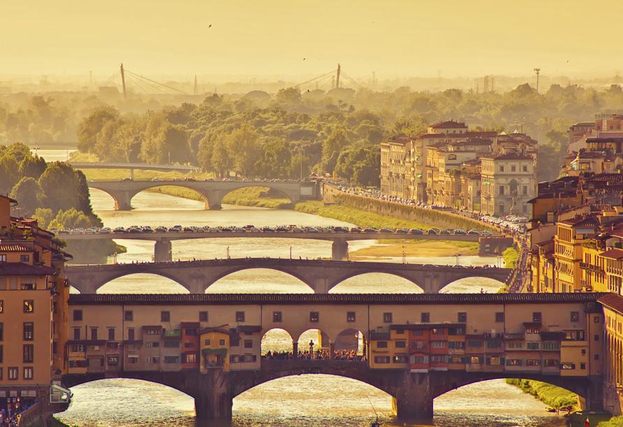 Hotel Monti San Baronto, Ausflugsziel Florenz