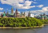 Erlebnisreise Osten Kanada, Ottawa