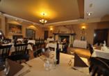 Hotel Mona Lisa in Kolberg, Restaurant