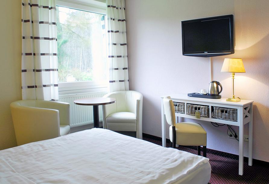 Hotel Waldkur, Leer, Ostfriesland, Zimmer