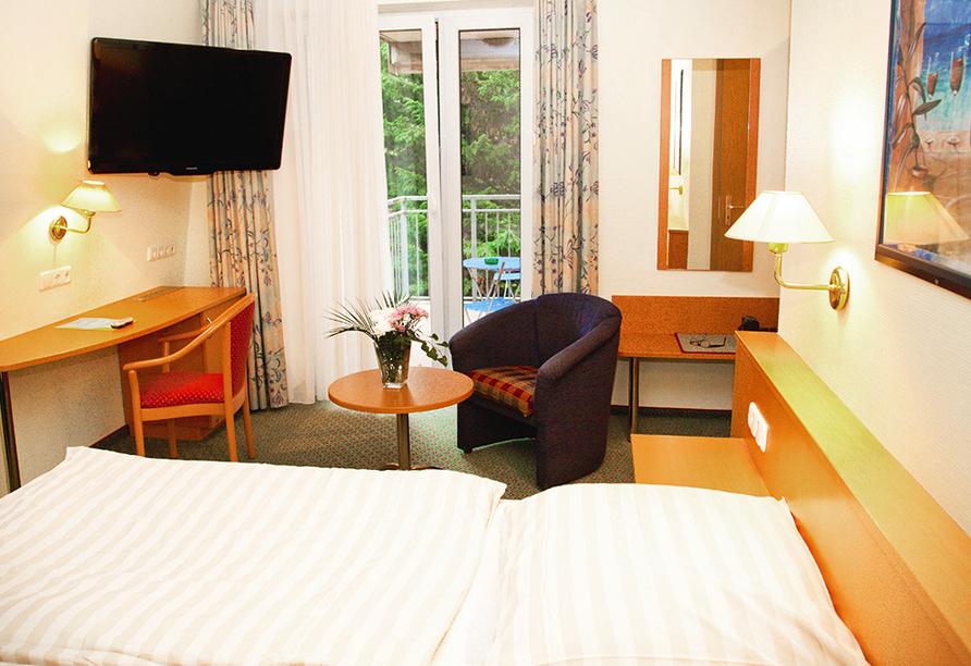 Hotel Gremersdorf Ostsee, Zimmerbeispiel