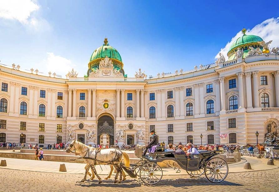 MS Sofia, Wien, Alte Hofburg
