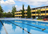 Hotelkomplex Palme, Poollandschaft