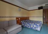 Hotelkomplex Palme, Zimmerbeispiel