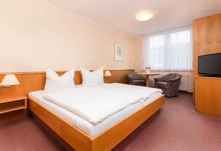 Hotel Hochland, Zimmerbeispiel