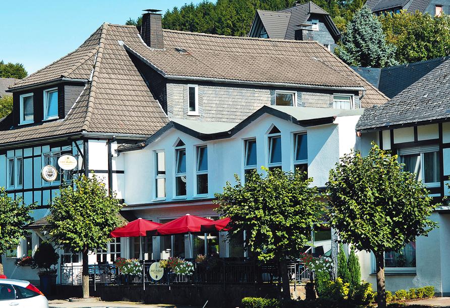 Hotel Hochland, Aussenansicht