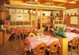 Landpension Postwirt in Kirchensittenbach in Mittelfranken, Restaurant
