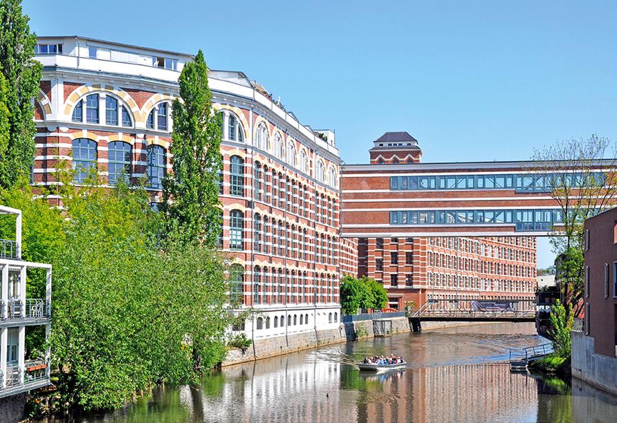 Hotel Residenz in Leipzig-Hohenheida, Leipzig