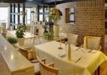Seehotel am Tankumsee, Restaurant