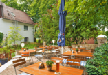 Hotel Kärntner Stub´n in Königslutter, Biergarten