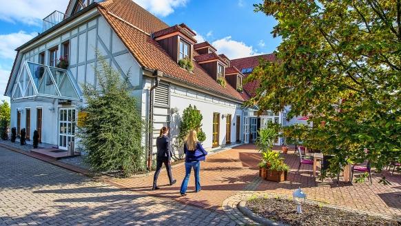 Landhotel Rhönblick, Ostheim, Rhön, Außenansicht