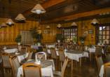 Panorama Hotel Cursdorfer Höhe in Cursdorf im Thüringer Wald, Restaurant