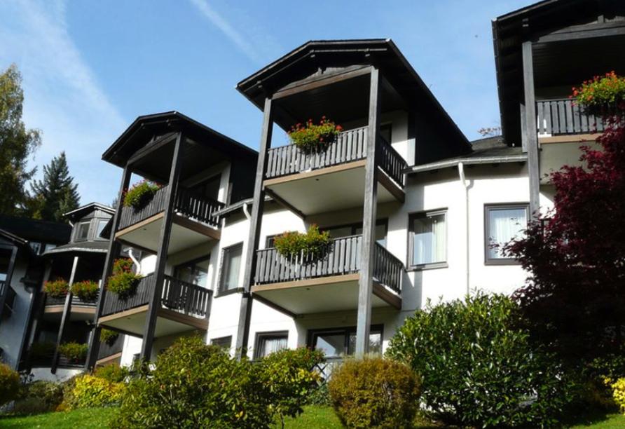 Romantik Hotel Stryckhaus, Außenansicht