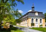 Hotel Victoria in Pilsen in Tschechien, Schloss Kozel