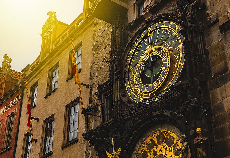Hotel Royal Prague in Prag, Astronomische Uhr