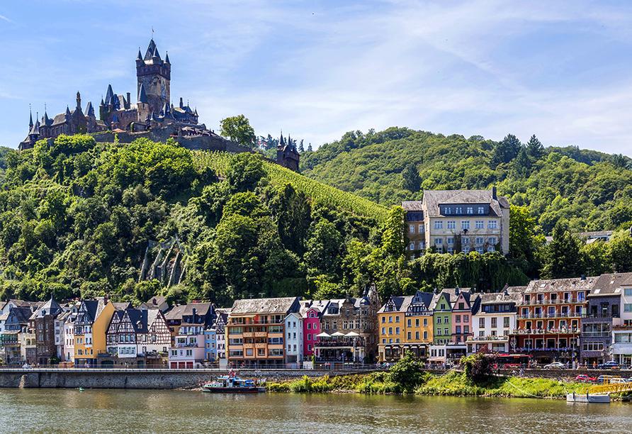 MS Switzerland, Cochem