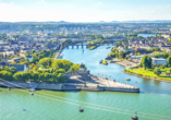 MS Switzerland, Deutsches Eck
