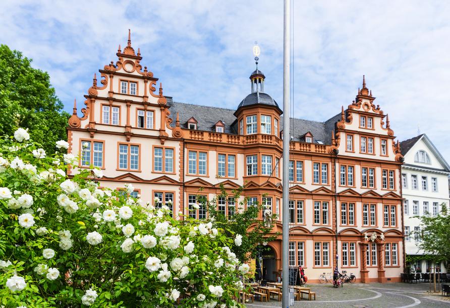 MS Rhein Symphonie, Mainzer Gutenberg-Museum