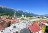 Hotel Reschenhof in Mils Tirol, Innsbruck