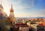 A-ROSA, Wien Panorama