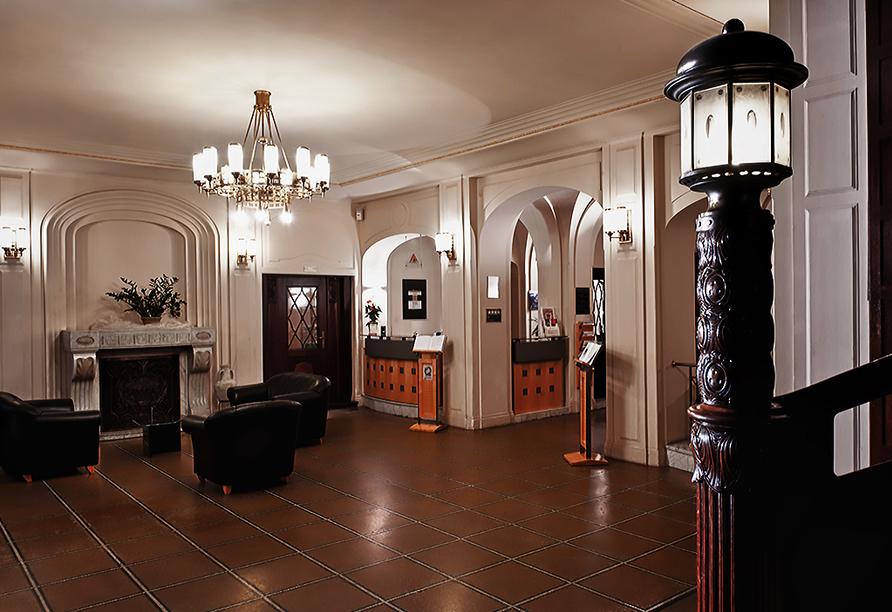 Herzlich willkommen im Hotel Schloss Schweinsburg!