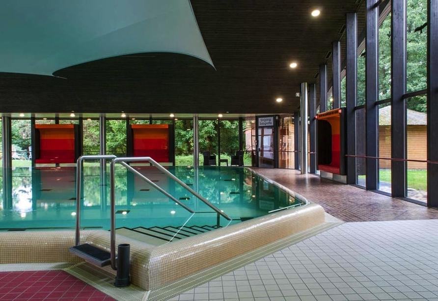 Kurhaushotel Bad Salzhausen in Nidda, Therme