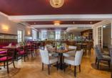 Kurhaushotel Bad Salzhausen in Nidda, Restaurant