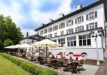 Kurhaushotel Bad Salzhausen in Nidda Wetterau, Außenansicht