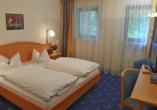 Landhotel Gabriele in Unterwossen am Chiemsee, Zimmerbeispiel