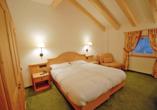 Rundreise Trentino-Gardasee, Zimmer Hotel Stella delle Alpi