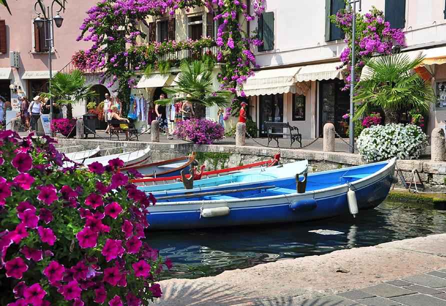 Rundreise Trentino-Gardasee, Limone
